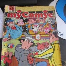 Cómics: MYCOMYC MY COMYC NºS 9, 10, 11, 12, 13, 14 Y 15. GEPSA, GADGET WALT DISNEY PANTERA ROSA E5. Lote 169192768