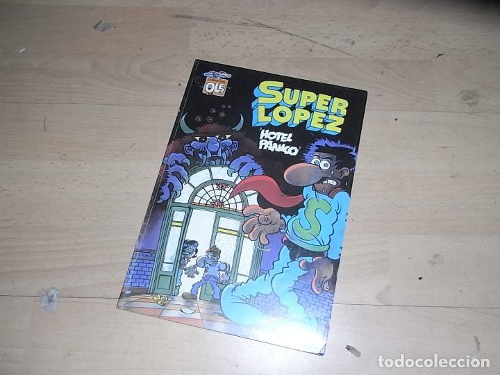 SUPER LOPEZ, COLECCION LOPEZ, SL19 (Tebeos y Comics Pendientes de Clasificar)