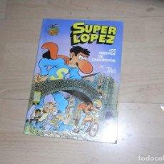 Cómics: SUPER LOPEZ, COLECCION OLE, SL16. Lote 169242308