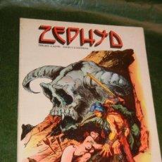 Cómics: ZEPHYD. AZPIRI / CIDONCHA. RIEGO EDICIONES,1980. Lote 169300408