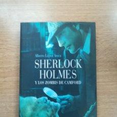 Cómics: SHERLOCK HOLMES Y LOS ZOMBIS DE CAMFORD (DOLMEN). Lote 169319884