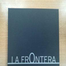 Cómics: LA FRONTERA (SEMANA NEGRA 2011) (A QUEMARROPA). Lote 169320046