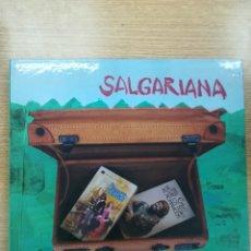 Cómics: SALGARIANA (SEMANA NEGRA 2005) (A QUEMARROPA). Lote 169320054