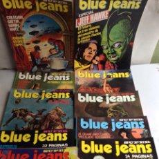 Cómics: BLUE JEANS COLECCION COMPLETA DE 28 EJEMPLARES ( A FALTA DE EL Nº 2 ) ED. NUEVA FRONTERA. Lote 169332920