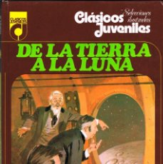 Cómics: CLASICOS JUVENILES Nº 2, DE LA TIERRA A LA LAUNA (JULIO VERNE) EDICIONES TOPELA. Lote 169422456