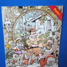 Cómics: TADEO JONES Y EL SECRETO DE TOACTLUM - PARTE 1 - GATI/JAN - LA FIESTA/TORO, 2008. Lote 169428672