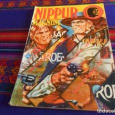 Cómics: NIPPUR MAGNUM Nº 4. COLUMBA 1980. 82 PÁGINAS MUY RARO.. Lote 169448776