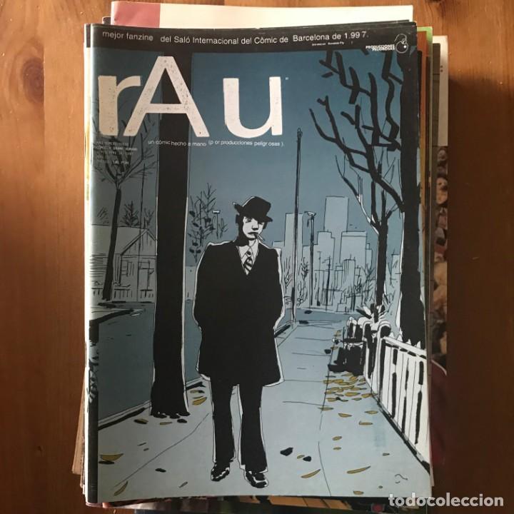RAU AÑO 3 Nº 9 - SEPTIEMBRE 1997 - PRODUCCIONES PELIGROSAS (Tebeos y Comics - Comics otras Editoriales Actuales)