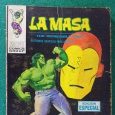 Cómics: LA MASA. MORIRÁS, HOMBRE DE HIERRO / MARVEL Nº 14.- 1971. Lote 169562488