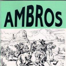Cómics: AMBROS RELATOS CORTOS Nº 1 - EL BOLETIN - IMPECABLE - OFM15. Lote 169681730