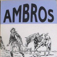 Cómics: AMBROS RELATOS CORTOS Nº 2 - IMPECABLE - EL BOLETIN - OFM15. Lote 169681760