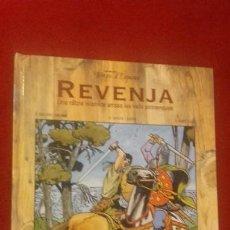 Cómics: REVENJA - COL. TEMPS D´ESPASES 4 - O. GARCIA I QUERA - ED. SIGNAMENT EDICIONS - CARTONE - EN CATALAN. Lote 169841712