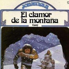 Cómics: JONATHAN - EL CLAMOR DE LA MONTAÑA - BRUGUERA. Lote 169882008