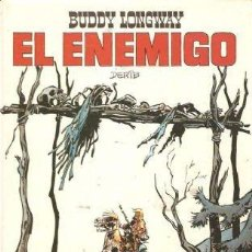 Cómics: BUDDY LONGWAY - EL ENEMIGO - BRUGUERA. Lote 169882444