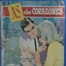 Cómics: COMIC N°147 AS DE CORAZONES ÁNGELA 1963. Lote 169950528