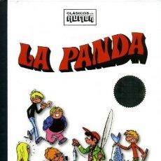 Cómics: CLÁSICOS DEL HUMOR. LA PANDA ( SEGURA). EDICIÓN COLECCIONISTAS EN TAPA DURA. Lote 211983526
