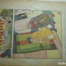 Cómics: P UBLICACION CATALAN EN PATUFET 19-1-35 NUM.1607. Lote 169999660