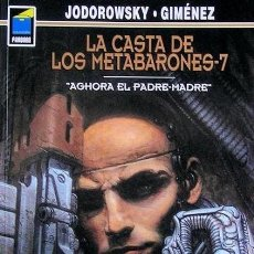 Cómics: LA CASTA DE LOS METABARONES - NÚMERO 7 - NORMA. Lote 170082728