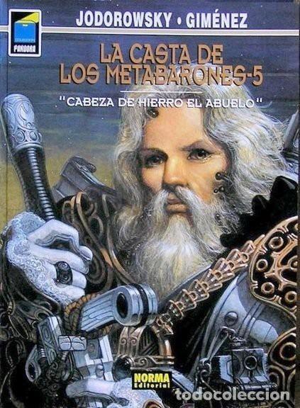 LA CASTA DE LOS METABARONES - NÚMERO 5 - NORMA (Tebeos y Comics - Comics otras Editoriales Actuales)
