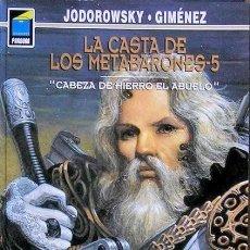 Cómics: LA CASTA DE LOS METABARONES - NÚMERO 5 - NORMA . Lote 170082820