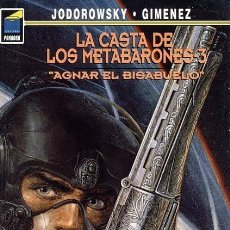 Cómics: LA CASTA DE LOS METABARONES - NÚMERO 3 - NORMA . Lote 170082864