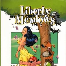 Cómics: LIBERTY MEADOWS - FRANK CHO - DOLMEN. Lote 170083800