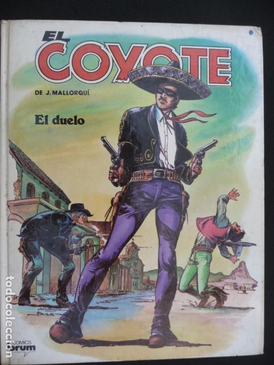 Cómics: COLECCIÓN EL COYOTE. FORUM. COMPLETA EN 8 TOMOS - Foto 7 - 170134892