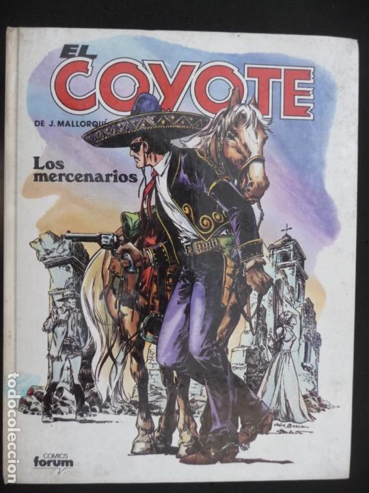 Cómics: COLECCIÓN EL COYOTE. FORUM. COMPLETA EN 8 TOMOS - Foto 8 - 170134892