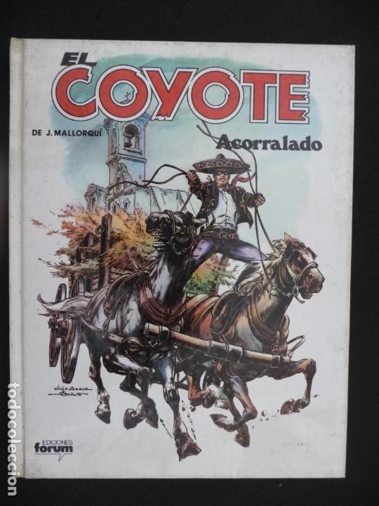 Cómics: COLECCIÓN EL COYOTE. FORUM. COMPLETA EN 8 TOMOS - Foto 12 - 170134892