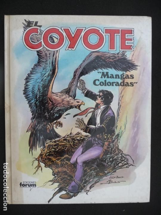 Cómics: COLECCIÓN EL COYOTE. FORUM. COMPLETA EN 8 TOMOS - Foto 13 - 170134892