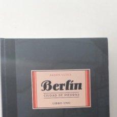 Cómics: BERLIN CIUDAD DE PIEDRAS (LIBRO UNO) - JASON LUTES. Lote 170261580