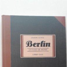 Cómics: BERLIN. CIUDAD DE HUMO. LIBRO DOS (1ª ED) - JASON LUTES. Lote 170263156