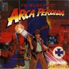 Cómics: CINE COMIC NÚMERO 2 - EN BUSCA DEL ARCA PERDIDA. Lote 170271128