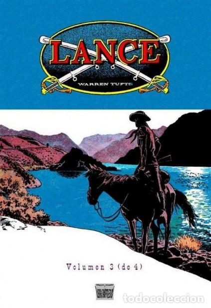 LANCE VOLUMEN 3 - WARREN TUFTS (Tebeos y Comics - Comics otras Editoriales Actuales)