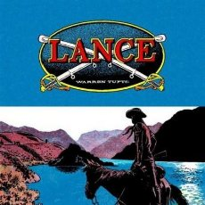 Cómics: LANCE VOLUMEN 3 - WARREN TUFTS. Lote 170273152