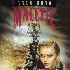 Cómics: MALEFIC - LUIS ROYO - NORMA . Lote 170274596