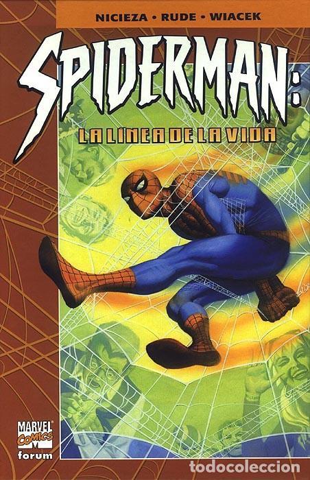 SPIDERMAN - LA LINEA DE LA VIDA - FORUM (Tebeos y Comics - Comics otras Editoriales Actuales)