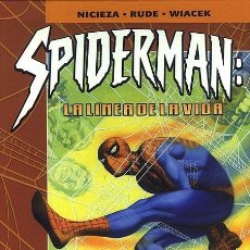 Cómics: SPIDERMAN - LA LINEA DE LA VIDA - FORUM. Lote 170274836