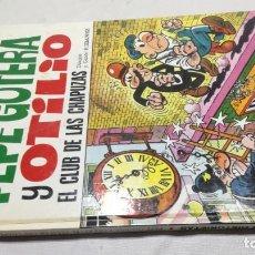 Cómics: PEPE GOTERA Y OTILIO EL CLUB DE LAS CHAPUZAS/ / / / D403. Lote 170343756