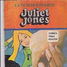 Cómics: EXTRAORDINARIO JULIET JONES. Lote 170361688