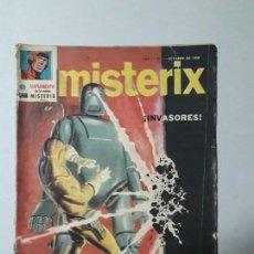 Cómics: SUPLEMENTO MISTERIX N° 1 - INVASORES! - ORIGINAL EDITORIAL ABRIL - ARGENTINA (1958). Lote 170504600