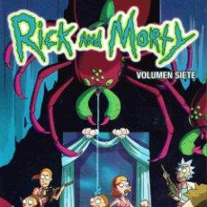 Cómics: RICK AND MORTY. VOL. 7. NORMA EDITORIAL. Lote 170514128