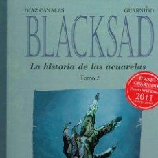 Cómics: BLACKSAD.LA HISTORIA DE LAS ACUARELAS.VOL. 2.NORMA EDITORIAL. Lote 170514708