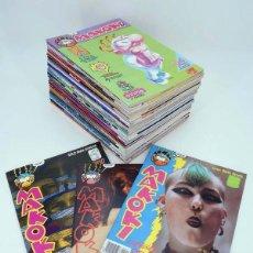 Cómics: MAKOKI SEGUNDA ÉPOCA 1 A 34 + 3 EXTRAS. A NºS 1 A 34 + 3 EXTRAS (VVAA) MAKOKI, 1989. OFRT. Lote 243085245