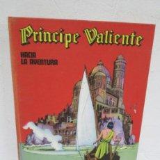 Cómics: PRINCIPE VALIENTE. HACIA LA AVENTURA. HEROES DEL COMIC. EDICIONES BURU LAN. TOMO 5. 1973. VER FOTOS. Lote 170852845
