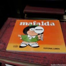 Cómics: MAFALDA,INEDITA QUINO,LUMEN. Lote 171054738