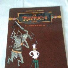 Cómics: 40-LA MAZMORRA CENIT 1, Nº 164, CORAZON DE PATO, NORMA EDITORIAL 2007. Lote 171057025
