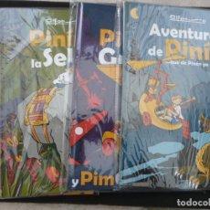 Fumetti: LAS AVENTURAS DE PINÍN. COMPLETA EN 4 TOMOS. Lote 171070049