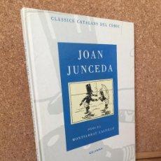 Cómics: CLASSICS CATALANS DEL COMIC - JOAN JUNCEDA - COLUMNA - TAPA DURA - GCH. Lote 171099248