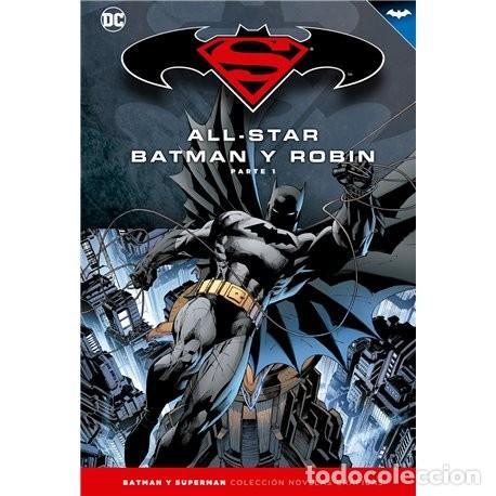BATMAN Y ROBIN ALL-STAR - PARTE 1 (Tebeos y Comics - Comics otras Editoriales Actuales)